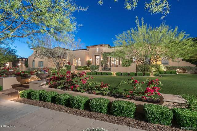 10266 E Mountain Spring Road, Scottsdale, AZ 85255 (MLS #6150600) :: The Everest Team at eXp Realty