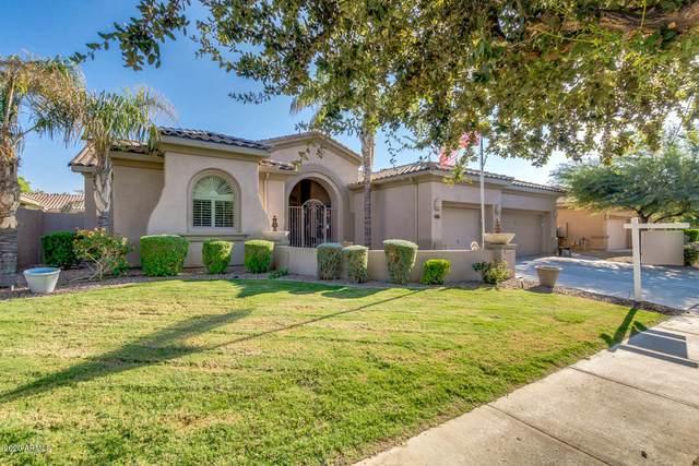 4601 E Reins Road, Gilbert, AZ 85297 (MLS #6150607) :: Devor Real Estate Associates