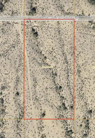 33500 W Villa Cassandra Way, Unincorporated County, AZ 85390 (MLS #6150611) :: The Ellens Team
