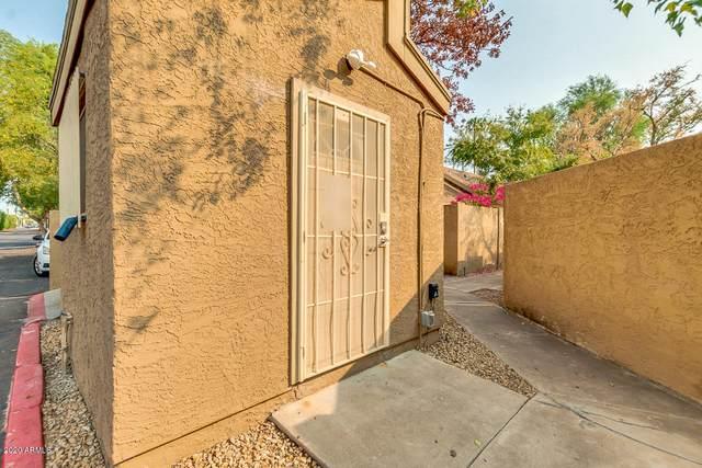 3807 N 30TH Street #14, Phoenix, AZ 85016 (MLS #6150612) :: BVO Luxury Group