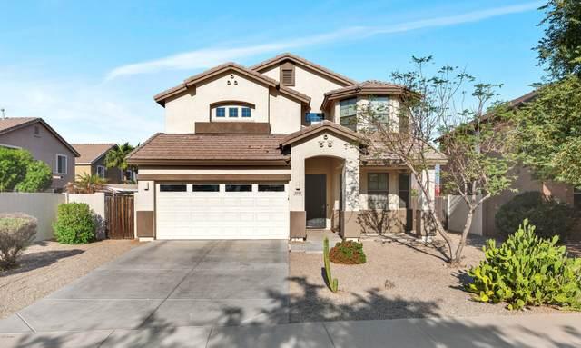 2712 N 153RD Drive, Goodyear, AZ 85395 (MLS #6150625) :: Long Realty West Valley