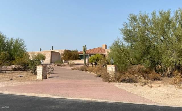 8618 E Los Gatos Drive, Scottsdale, AZ 85255 (MLS #6150629) :: Devor Real Estate Associates