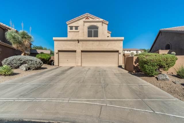 7616 E Roland Circle, Mesa, AZ 85207 (MLS #6150640) :: Midland Real Estate Alliance