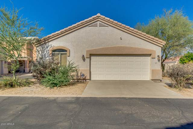 1750 W Union Hills Drive #55, Phoenix, AZ 85027 (MLS #6150644) :: Homehelper Consultants