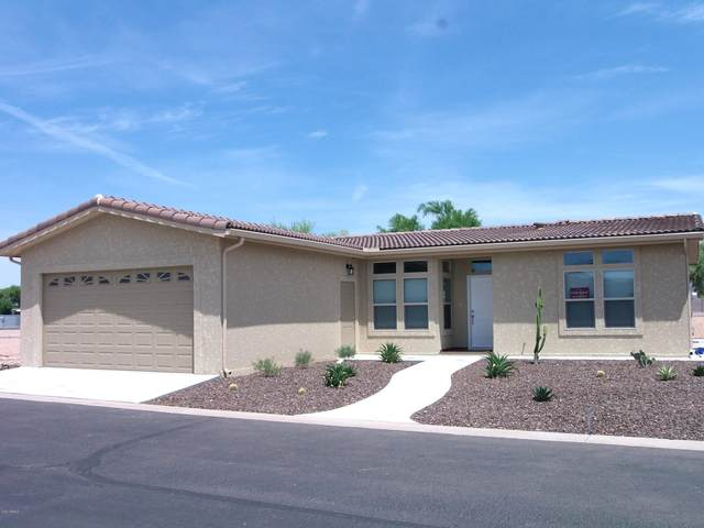 7373 E Us Highway 60 #443, Gold Canyon, AZ 85118 (MLS #6150645) :: D & R Realty LLC