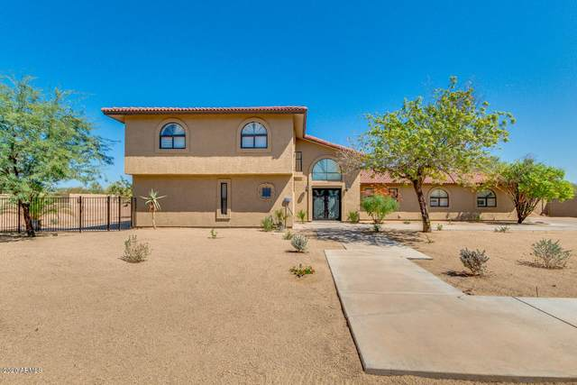 27217 N 71ST Place, Scottsdale, AZ 85266 (MLS #6150655) :: D & R Realty LLC