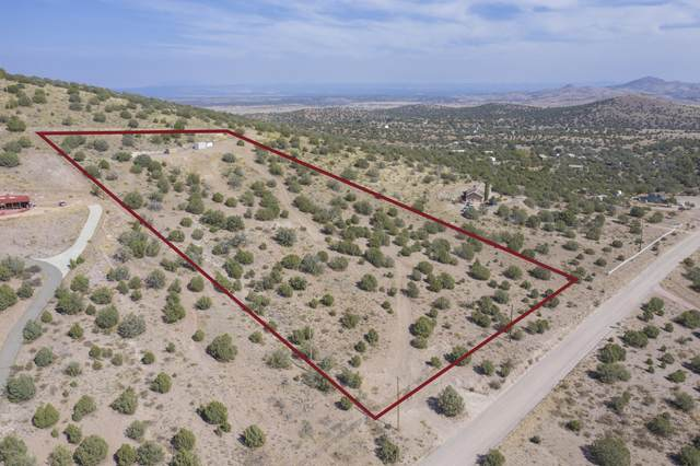 4880 N Tanner Mountain Road, Chino Valley, AZ 86323 (MLS #6150670) :: Lucido Agency