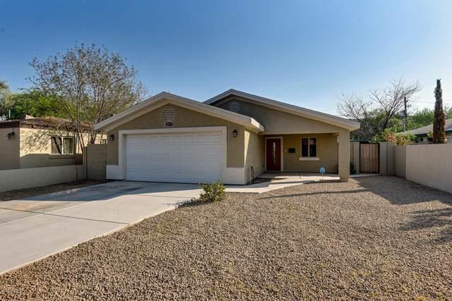 1217 E Adams Street, Phoenix, AZ 85034 (MLS #6150677) :: D & R Realty LLC