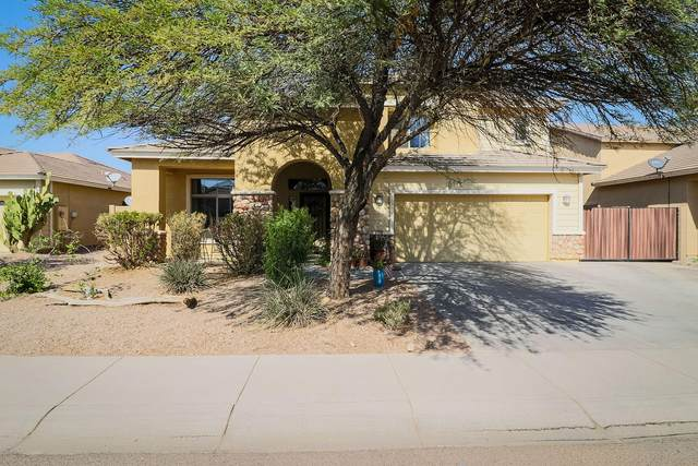 1936 W Quick Draw Way, Queen Creek, AZ 85142 (MLS #6150688) :: The Everest Team at eXp Realty