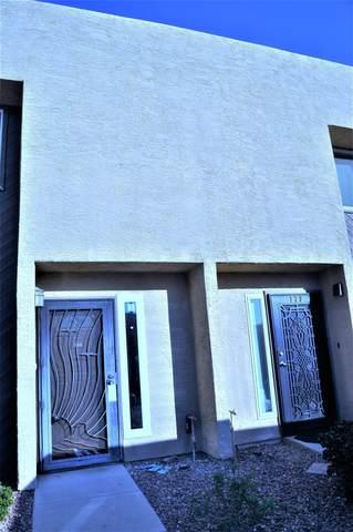 1601 W Sunnyside Drive W #140, Phoenix, AZ 85029 (MLS #6150690) :: D & R Realty LLC