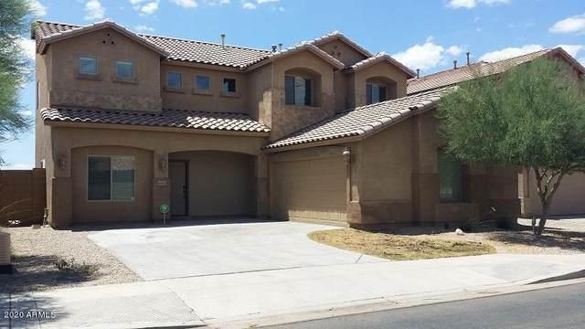 18676 N Smith Drive, Maricopa, AZ 85139 (MLS #6150705) :: Devor Real Estate Associates