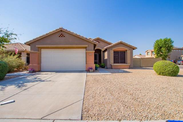 14788 N 152ND Drive, Surprise, AZ 85379 (MLS #6150706) :: Long Realty West Valley
