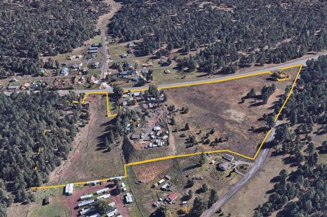 4605 S Lake Mary Road, Flagstaff, AZ 86005 (MLS #6150713) :: Lucido Agency