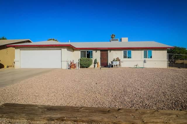 3401 N 87TH Avenue, Phoenix, AZ 85037 (MLS #6150737) :: Keller Williams Realty Phoenix