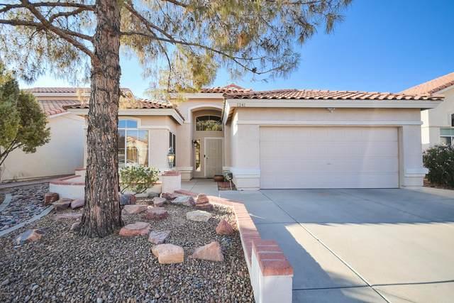 1241 E Saint John Road, Phoenix, AZ 85022 (MLS #6150746) :: Keller Williams Realty Phoenix