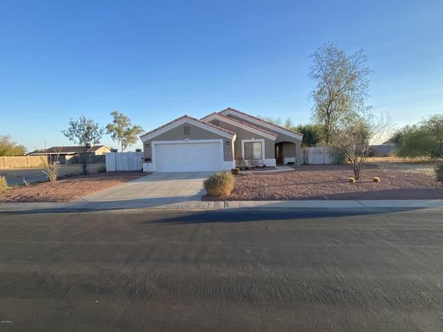 10281 W Heather Drive, Arizona City, AZ 85123 (MLS #6150757) :: Sheli Stoddart Team   M.A.Z. Realty Professionals