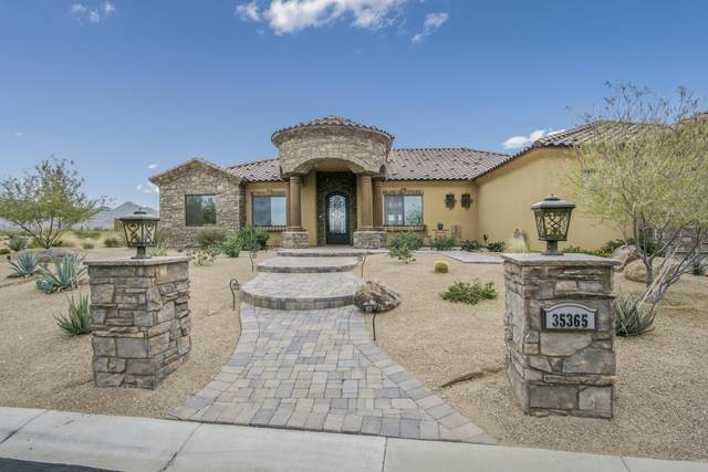 35365 N Mandarin Court, Queen Creek, AZ 85142 (MLS #6150764) :: The J Group Real Estate | eXp Realty