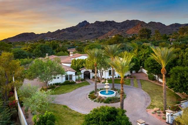 3544 E Rose Lane E, Paradise Valley, AZ 85253 (MLS #6150765) :: John Hogen | Realty ONE Group