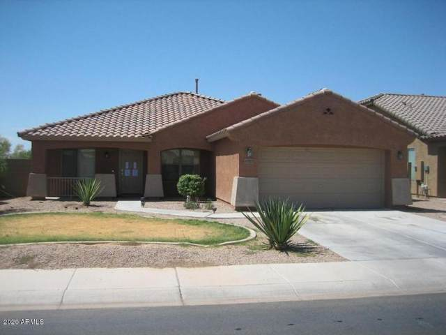 45573 W Ranch Road, Maricopa, AZ 85139 (MLS #6150779) :: Power Realty Group Model Home Center