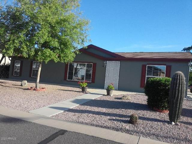 8500 E Southern Avenue #84, Mesa, AZ 85209 (MLS #6150789) :: Brett Tanner Home Selling Team