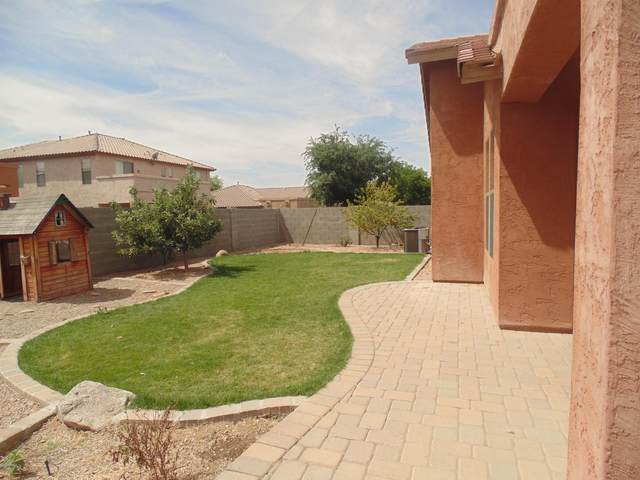 45613 W Mountain View Road, Maricopa, AZ 85139 (MLS #6150793) :: Power Realty Group Model Home Center