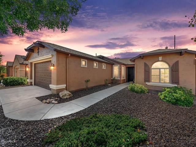 1026 N Hobble Strap Street, Prescott Valley, AZ 86314 (MLS #6150817) :: Lucido Agency