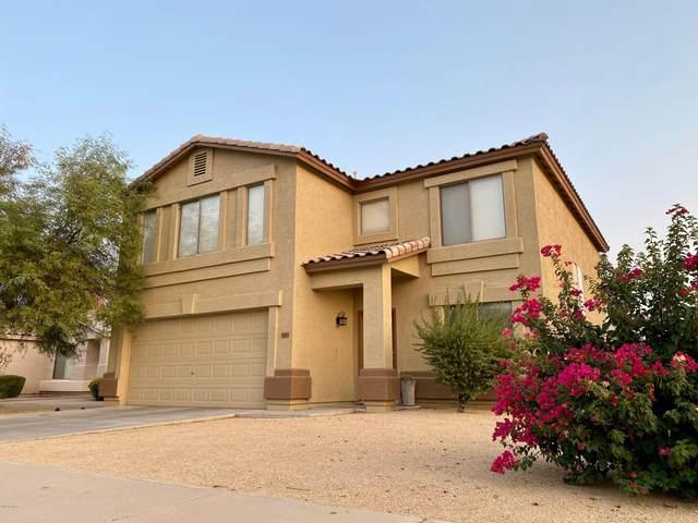 16265 W Adams Street, Goodyear, AZ 85338 (MLS #6150822) :: neXGen Real Estate