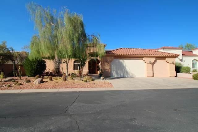 14037 N 10TH Place, Phoenix, AZ 85022 (MLS #6150826) :: Devor Real Estate Associates