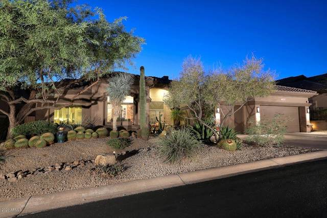 11864 N 137TH Way, Scottsdale, AZ 85259 (MLS #6150827) :: Dijkstra & Co.
