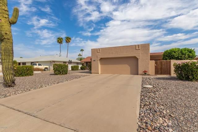 13022 W Meeker Boulevard, Sun City West, AZ 85375 (MLS #6150862) :: Maison DeBlanc Real Estate