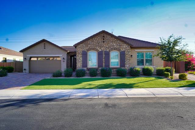 3527 E Sagittarius Place, Chandler, AZ 85249 (MLS #6150870) :: Executive Realty Advisors