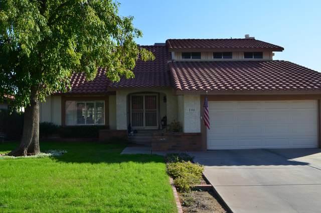 2101 E Ludlow Drive, Phoenix, AZ 85022 (MLS #6150876) :: Devor Real Estate Associates