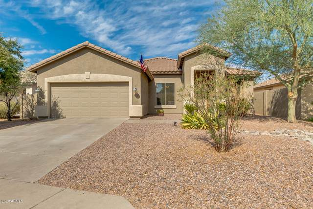 10218 E Javelina Avenue, Mesa, AZ 85209 (MLS #6150877) :: Midland Real Estate Alliance