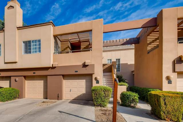 7710 E Gainey Ranch Road #116, Scottsdale, AZ 85258 (MLS #6150889) :: The Riddle Group