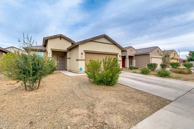 8457 N 61ST Lane, Glendale, AZ 85302 (MLS #6150890) :: Service First Realty