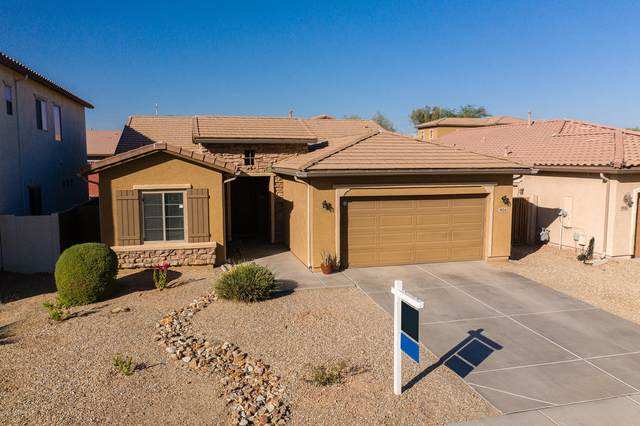9934 W Levi Drive, Tolleson, AZ 85353 (MLS #6150894) :: John Hogen | Realty ONE Group