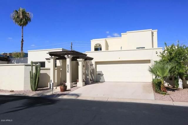 6938 E Montecito Avenue, Scottsdale, AZ 85251 (MLS #6150898) :: Brett Tanner Home Selling Team