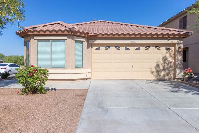 40178 W Thornberry Lane, Maricopa, AZ 85138 (MLS #6150900) :: Midland Real Estate Alliance