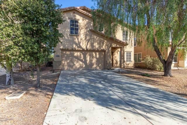 1108 E Leslie Circle, San Tan Valley, AZ 85140 (MLS #6150902) :: Arizona Home Group