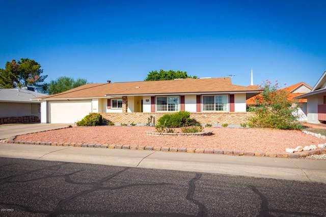 9836 N 104TH Drive, Sun City, AZ 85351 (MLS #6150908) :: John Hogen | Realty ONE Group