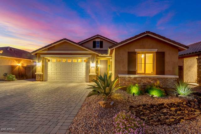 20290 E Arrowhead Trail, Queen Creek, AZ 85142 (MLS #6150909) :: The J Group Real Estate | eXp Realty