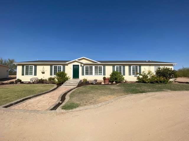 10518 E Carol Lane, San Tan Valley, AZ 85143 (MLS #6150913) :: Devor Real Estate Associates
