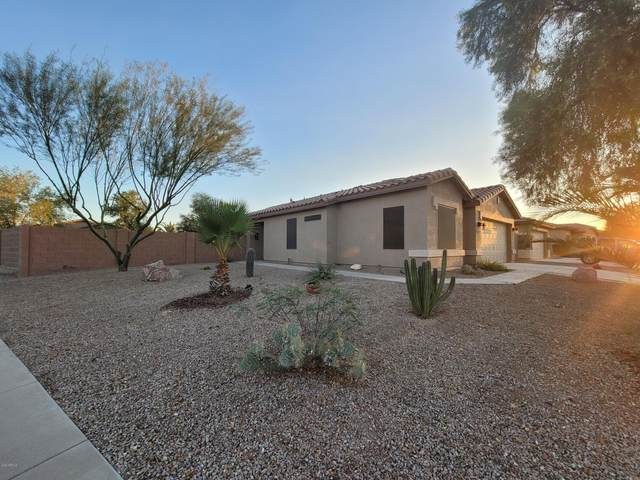 43571 W Elm Drive, Maricopa, AZ 85138 (MLS #6150918) :: Arizona Home Group