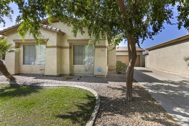 2052 N Holguin Way, Chandler, AZ 85225 (MLS #6150932) :: neXGen Real Estate