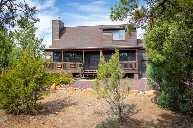 3437 Sierra Circle, Heber, AZ 85928 (MLS #6150942) :: Lucido Agency
