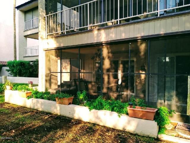 11036 N 28TH Drive #111, Phoenix, AZ 85029 (MLS #6150955) :: neXGen Real Estate