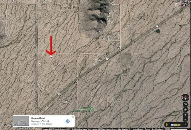 0 W Unknown Street, Maricopa, AZ 85139 (MLS #6151000) :: John Hogen | Realty ONE Group