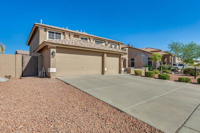 26079 N 72ND Avenue, Peoria, AZ 85383 (MLS #6151019) :: CANAM Realty Group