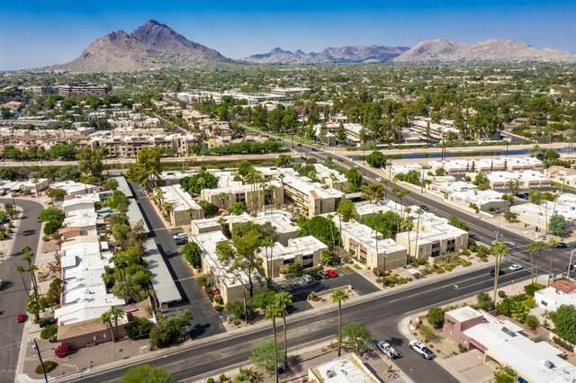 4950 N Miller Road #222, Scottsdale, AZ 85251 (MLS #6151026) :: Conway Real Estate