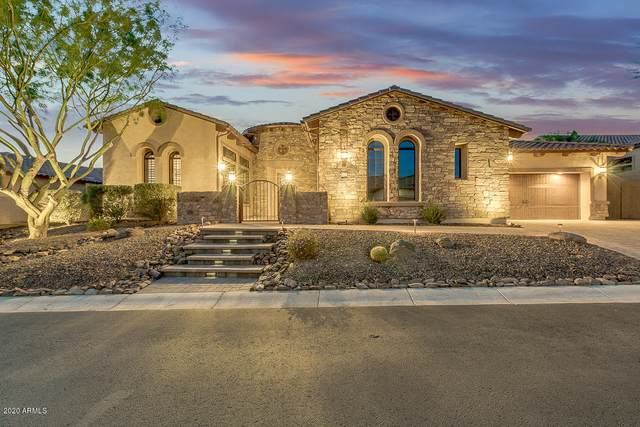 2342 N Waverly, Mesa, AZ 85207 (MLS #6151052) :: Brett Tanner Home Selling Team